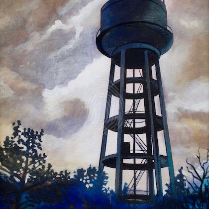 Water Tower (part 3)