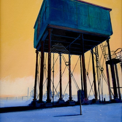 Water Tower (part 4)
