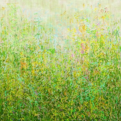 'Summer Garden' unframed Ed. 10 of 75
