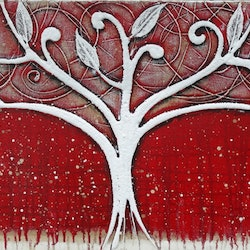 Ruby tree amelia farrugia bluethumb art bd5f