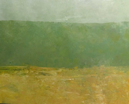New Landscape - large and major new work