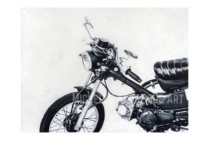 Ride It (Limited Edition Print /100) Ed. 2 of 100