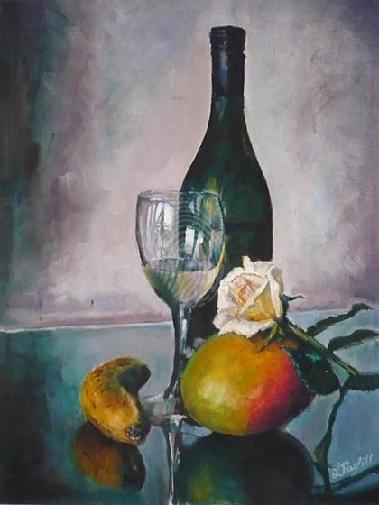 ROMANTIC STILL LIFE