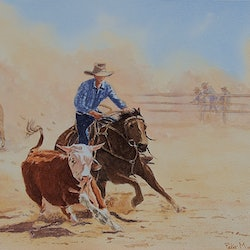 Round up peter macdonald bluethumb art 865a
