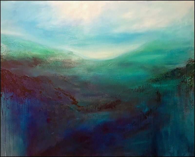 DAWN (large scale 1.5 meter wide)