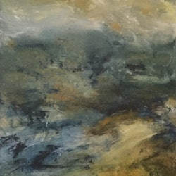 The valley of winds jayne wise bluethumb art b196