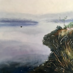 Lake of tranquility meredith howse bluethumb art 0889