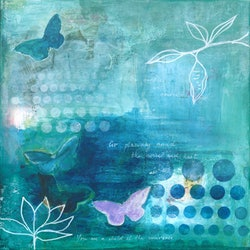 Go gently limied edition giclee print ed 6 of 50 fiona hill bluethumb art 5a9b