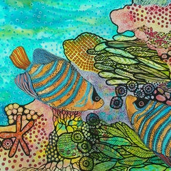In the deep marine jude willis bluethumb art 990a