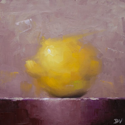 Still life  lemon #17