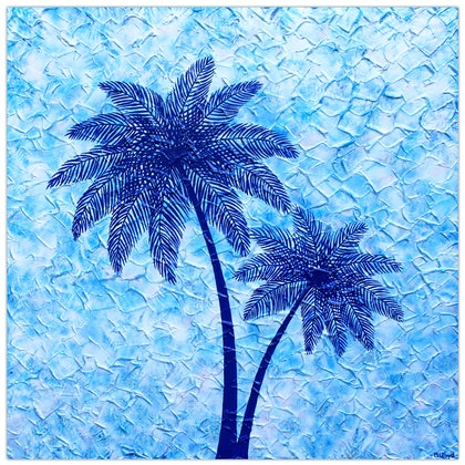 Palm Trees - Abstract textures