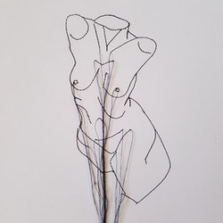 Female form jasmine radakovic bluethumb art 21ad