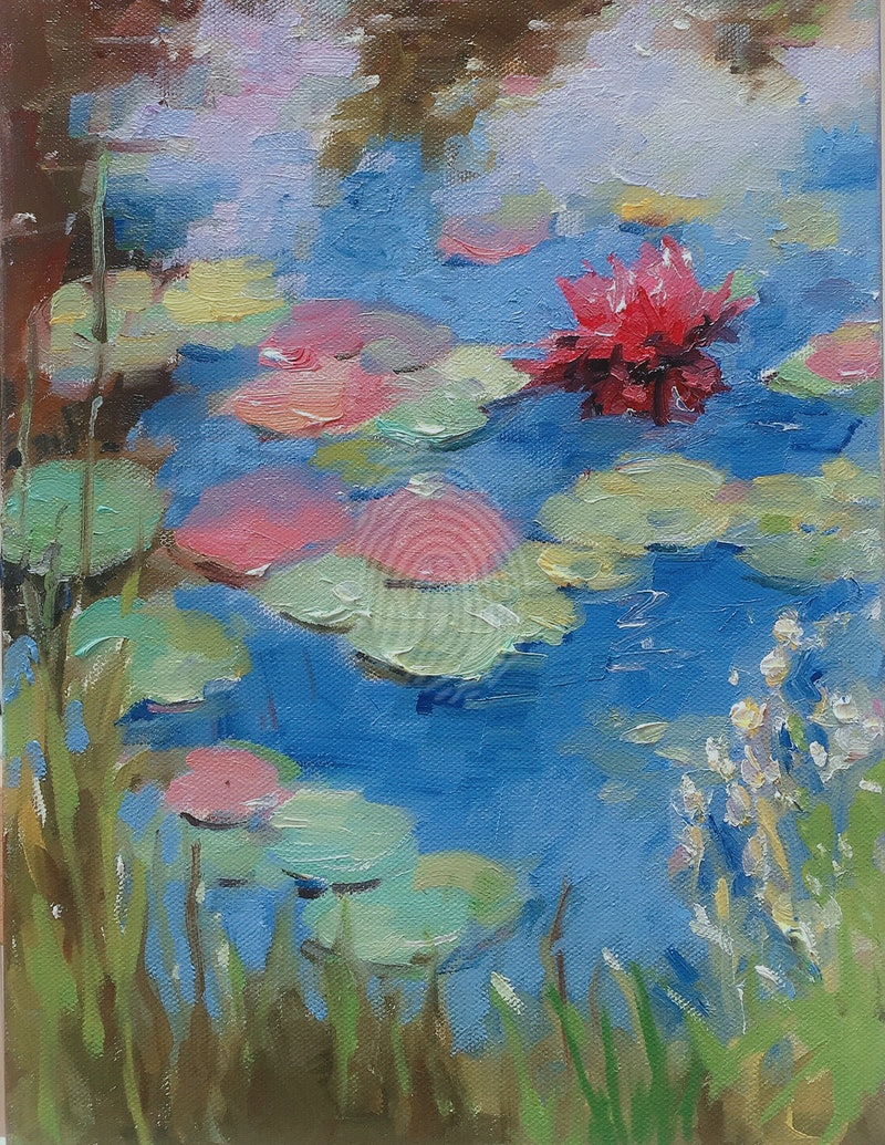Water Lily  4#