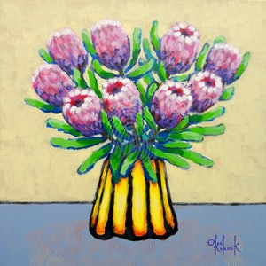 Proteas in yellow and black vase olga kolesnik bluethumb art 08e3.jpg?w=300&h=300&fit=crop&mark=https%3a%2f%2fimages.bluethumb.com.au%2fbluethumb art assets%2fwatermark%2fbt watermark