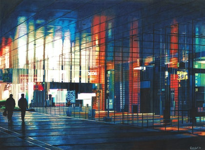 Reflections - LARGE Limited Edition Print Ed. 2 of 50