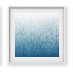 Silent paradise series of 3 limited edition prints 53cm squ each in box frames ready to hang george hall bluethumb art 1483