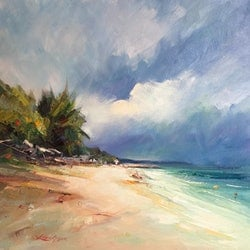 Noosa s main beach liliana gigovic bluethumb art ae80