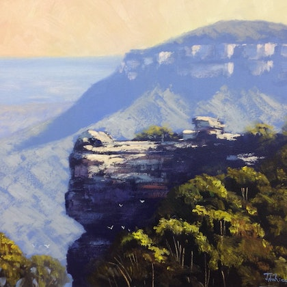 Mountain View, Narrow Neck