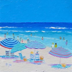Seaside days jan matson bluethumb art 2665