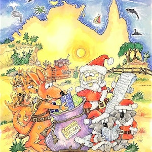 Down under the australian twelve days of christmas front cover michael salmon bluethumb art 412d.jpg?w=300&h=300&fit=crop&mark=https%3a%2f%2fimages.bluethumb.com.au%2fbluethumb art assets%2fwatermark%2fbt watermark