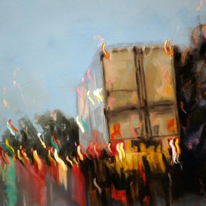 I dreamed of trucks karen bloomfield bluethumb art 9664