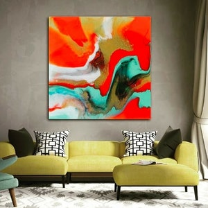 (CreativeWork) Fluid - Limited Edition Print of 100 by Lorna Ballantyne-Epps. print. Shop online at Bluethumb.
