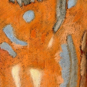 (CreativeWork) Orange Revealed  by Boyd McMillan. other-media. Shop online at Bluethumb.