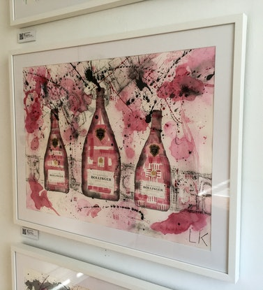(CreativeWork) Bollinger Trio by Leith Kennedy. #<Filter:0x00007f081c9818b0>. Shop online at Bluethumb.