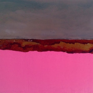 (CreativeWork) Burns Beach by Dale Pattenden. mixed-media. Shop online at Bluethumb.