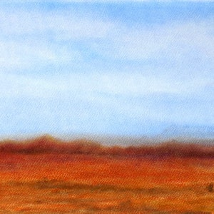 (CreativeWork) Outback Daze by Doodie Herman. mixed-media. Shop online at Bluethumb.