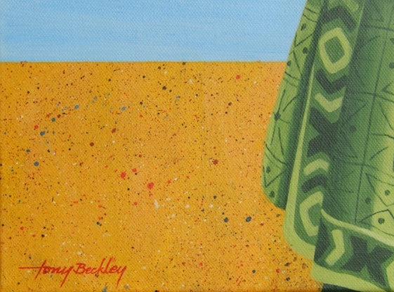 (CreativeWork) Tradition. by Tony Beckley. Acrylic Paint. Shop online at Bluethumb.