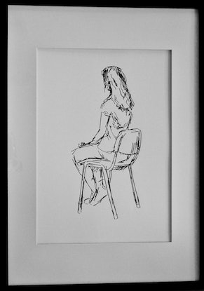 (CreativeWork) Prudent by Victoria ter Kuile. Drawings. Shop online at Bluethumb.