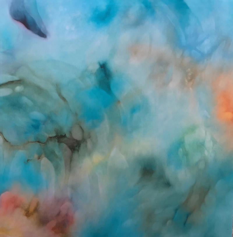 (CreativeWork) the consequence of dream by Belinda Rogers. oil-painting. Shop online at Bluethumb.