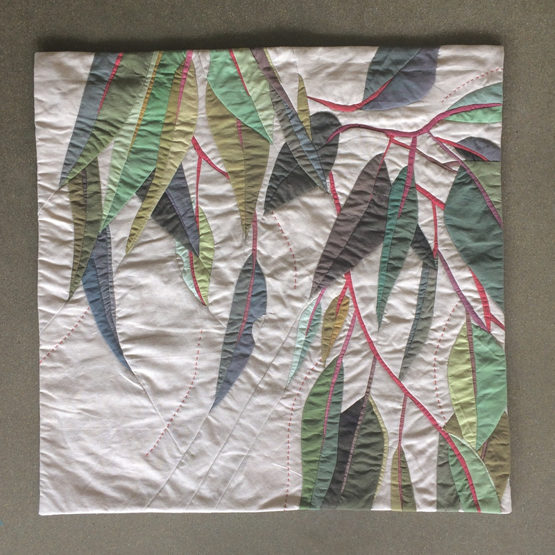 (CreativeWork) Leaves Rustle 2 by Ruth de Vos. other-media. Shop online at Bluethumb.