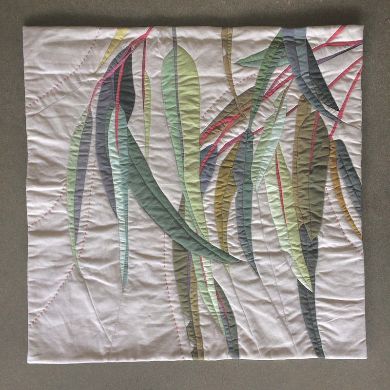 (CreativeWork) Leaves Rustle  4 by Ruth de Vos. other-media. Shop online at Bluethumb.