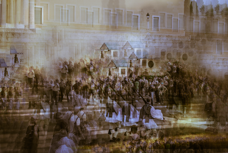 (CreativeWork) Athenian Afternoon  by Joseph Remi d'Argent. photograph. Shop online at Bluethumb.
