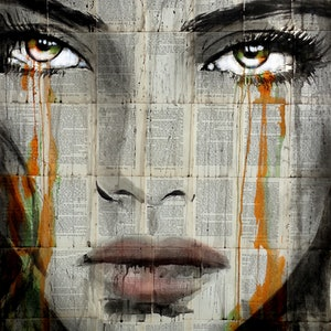 (CreativeWork) SUN STONES by loui jover. drawing. Shop online at Bluethumb.