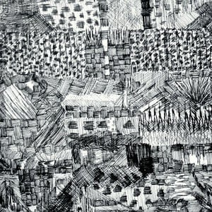(CreativeWork) City of Dreams by Patricia Concha. drawing. Shop online at Bluethumb.