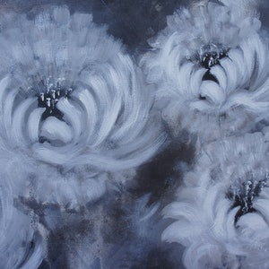 (CreativeWork) Untitled #1 by Joanne Bennett. arcylic-painting. Shop online at Bluethumb.