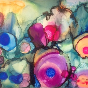 (CreativeWork) Spring is in the Air by Gaye C Boltong. other-media. Shop online at Bluethumb.