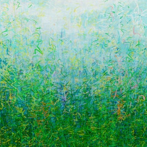 (CreativeWork) 'Alicia's  Garden'  Ed. 2 of 25 by George Hall. print. Shop online at Bluethumb.