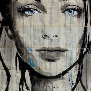 (CreativeWork) TRUE by loui jover. drawing. Shop online at Bluethumb.