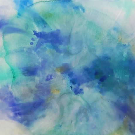 (CreativeWork) Salt Eyre by Amelia Ross. Watercolour. Shop online at Bluethumb.