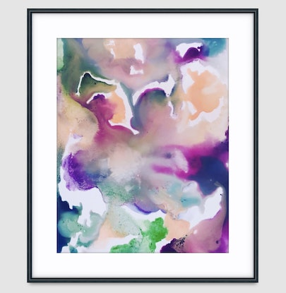 (CreativeWork) Elysium Ed. 1 of 10 by Amelia Ross. Reproduction Print. Shop online at Bluethumb.