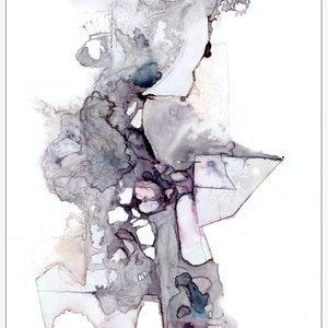 (CreativeWork) Remnant II by Netty Raff. mixed-media. Shop online at Bluethumb.