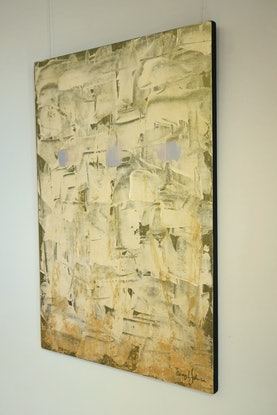 (CreativeWork) Desire by Barry Johnson. Mixed Media. Shop online at Bluethumb.