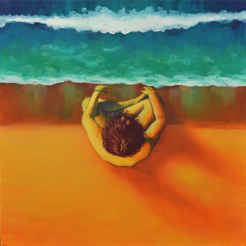 (CreativeWork) Deepening by Samuel Hardidge. Oil Paint. Shop online at Bluethumb.