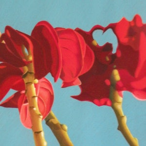 (CreativeWork) Magnolia by Colin Madgwick. other-media. Shop online at Bluethumb.