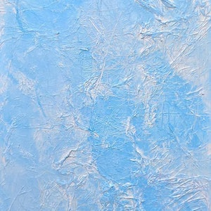 (CreativeWork) Tracings of Light - Blue by Jessica Curtis. mixed-media. Shop online at Bluethumb.