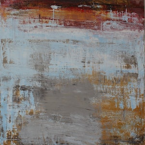 (CreativeWork) Impression #1 by Imron .. arcylic-painting. Shop online at Bluethumb.